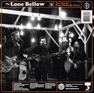 "The Lone Bellow / Brandi Carlile Vinyl 7"" (New)"