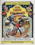 The Lone Recycler Comic Book