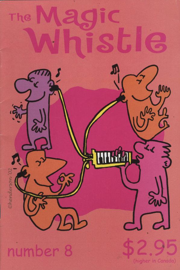 The Magic Whistle Vol. 2 No. 8 Comic Book