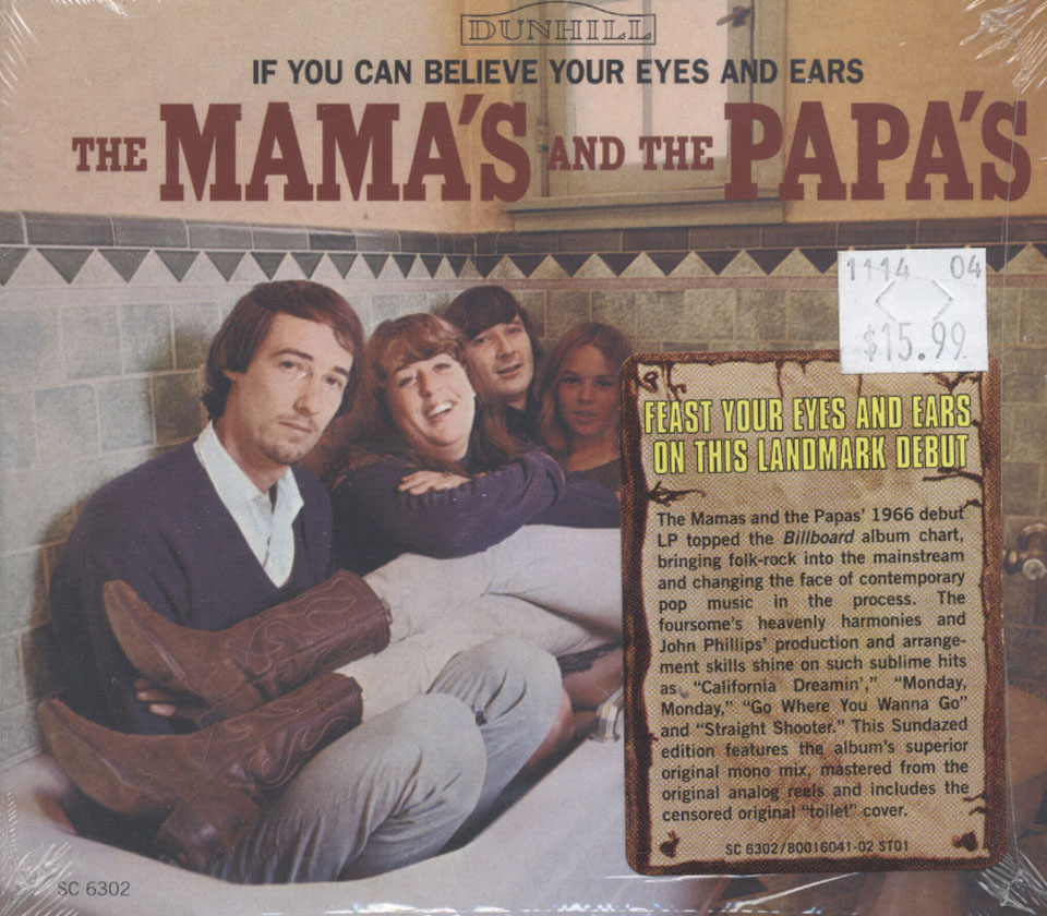 The Mamas & the Papas CD