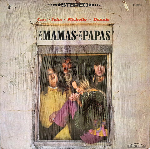 "The Mamas & the Papas Vinyl 12"" (Used)"