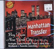 The Manhattan Transfer CD