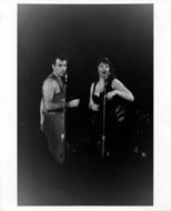 The Manhattan Transfer Vintage Print