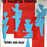 "The Manhattan Transfer Vinyl 12"" (Used)"