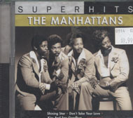 The Manhattans CD