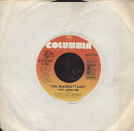 "The Manhattans Vinyl 7"" (Used)"