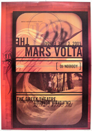 The Mars Volta Proof