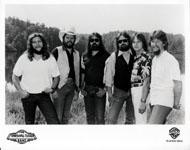 The Marshall Tucker Band Promo Print