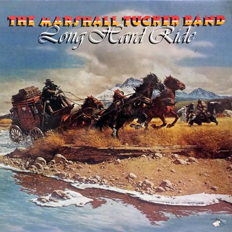 """The Marshall Tucker Band Vinyl 12"""" (New)"""