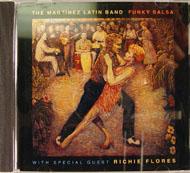 The Martinez Latin Band CD