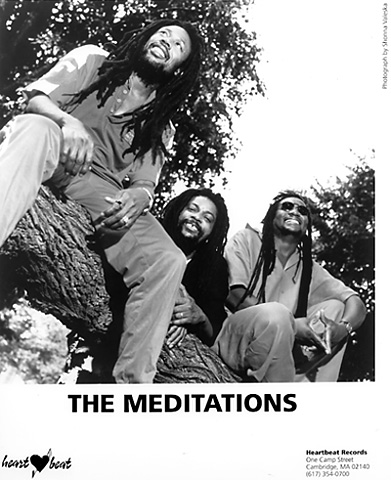 The Meditations Promo Print