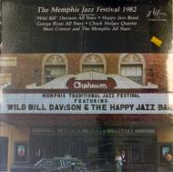 "The Memphis Jazz Festival 1982 Vinyl 12"" (New)"