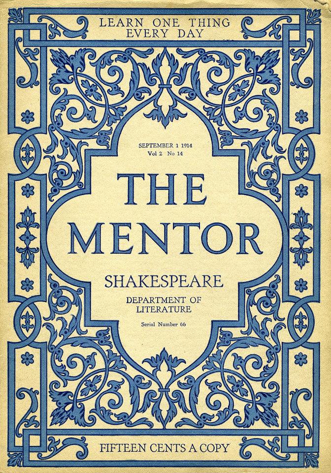 The Mentor Vol. 2 No. 14