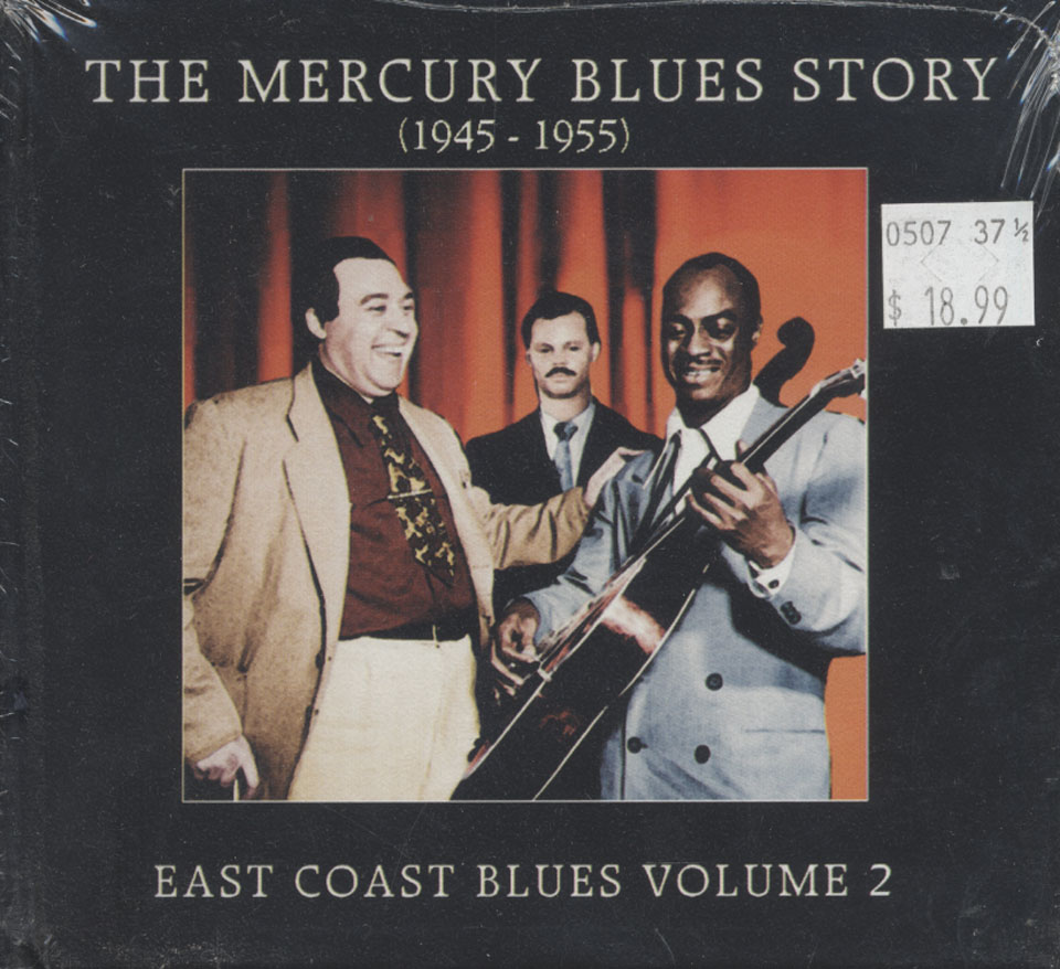 The Mercury Blues Story CD