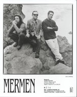 The Mermen Promo Print