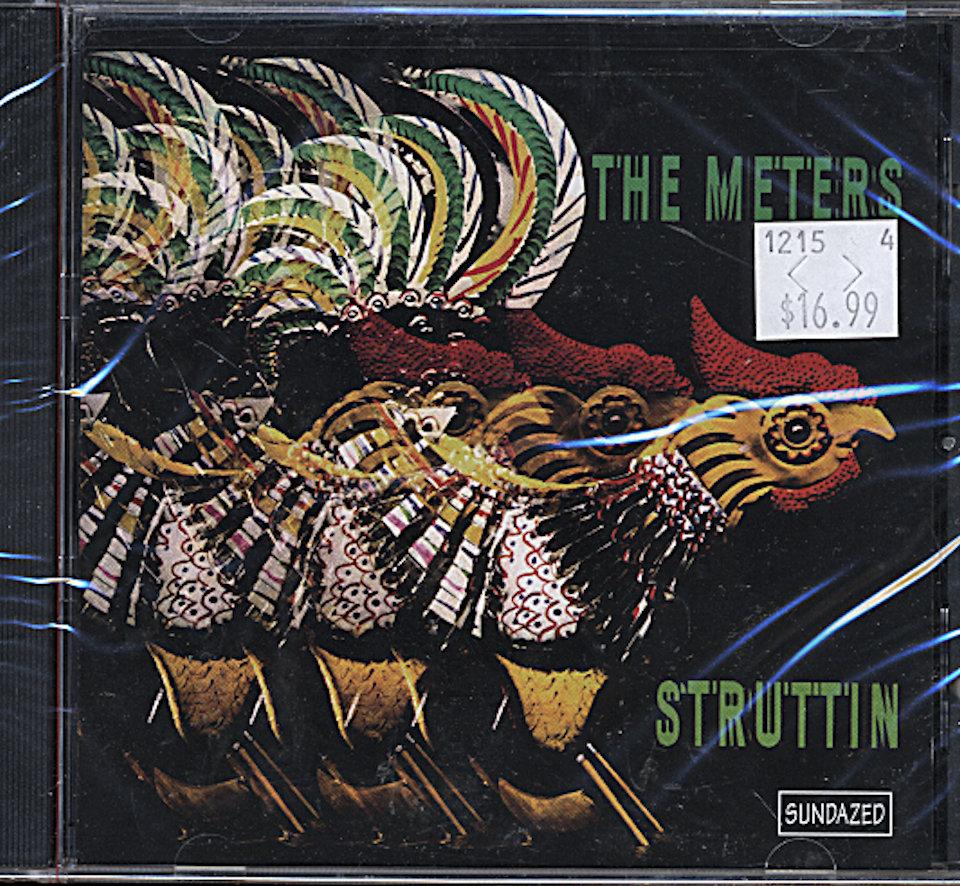 The Meters CD