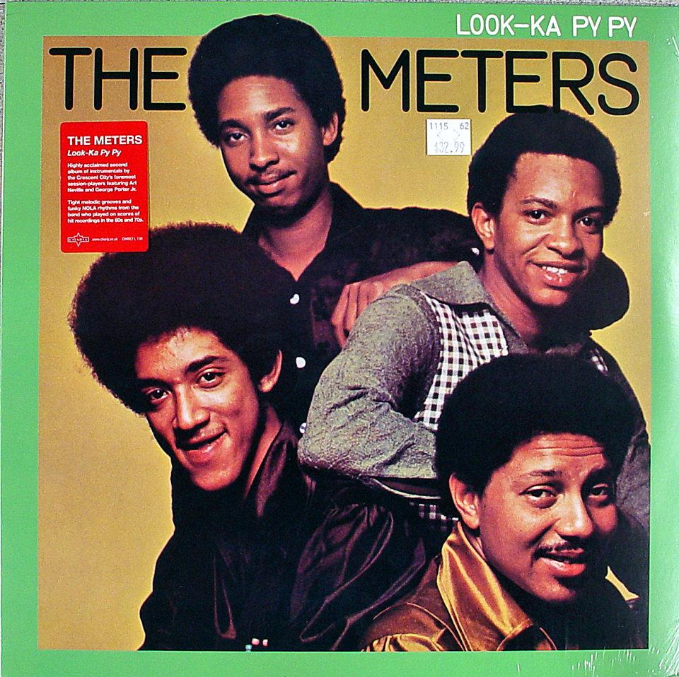 """The Meters Vinyl 12"""" (New)"""