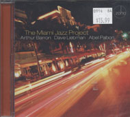 The Miami Jazz Project CD