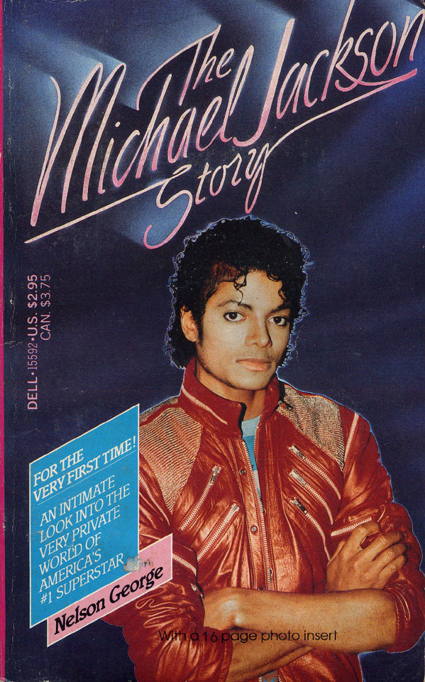 The Michael Jackson Story Book By Nelson George 1984 At