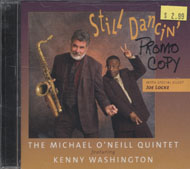 The Michael O'Neill Quintet CD