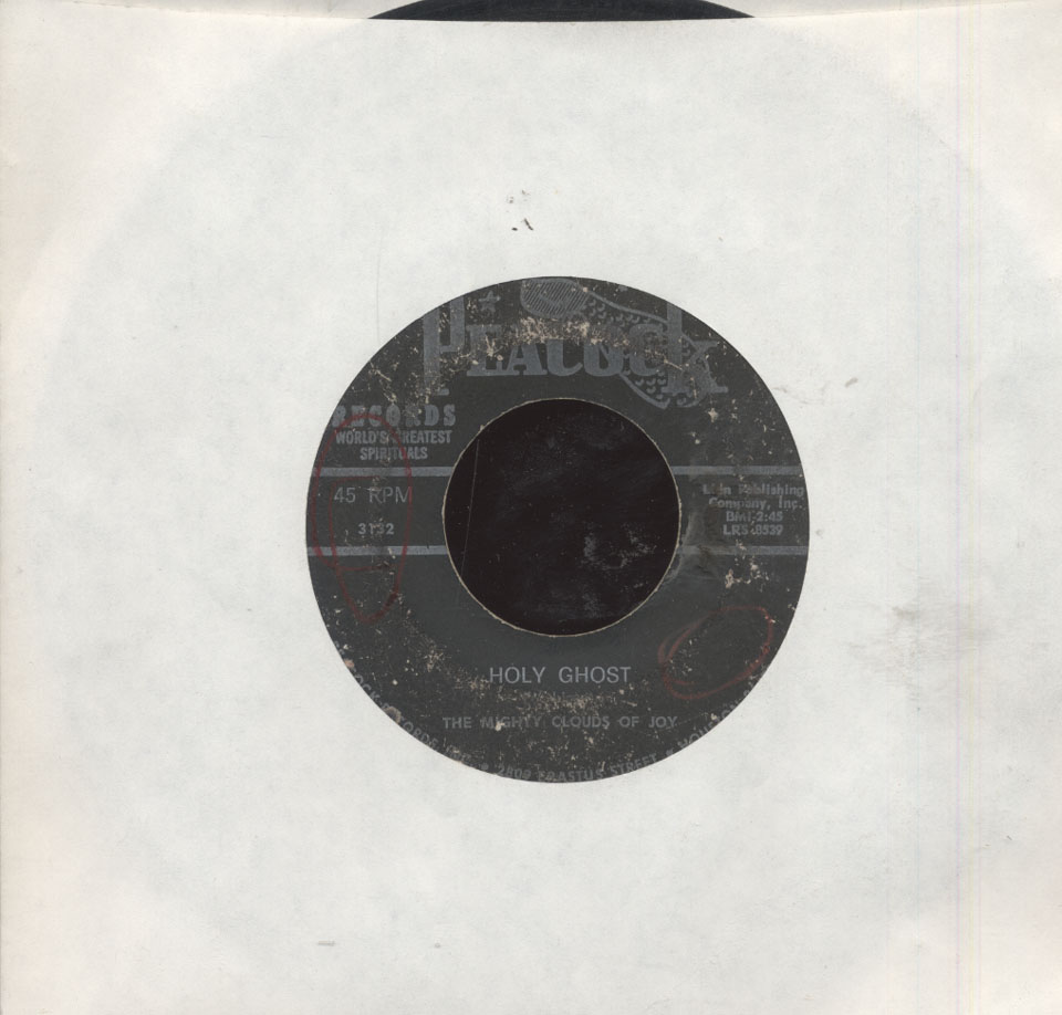 """The Mighty Clouds of Joy Vinyl 7"""" (Used)"""