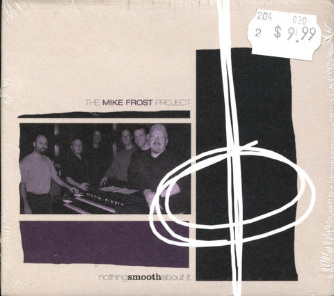 The Mike Frost Project CD