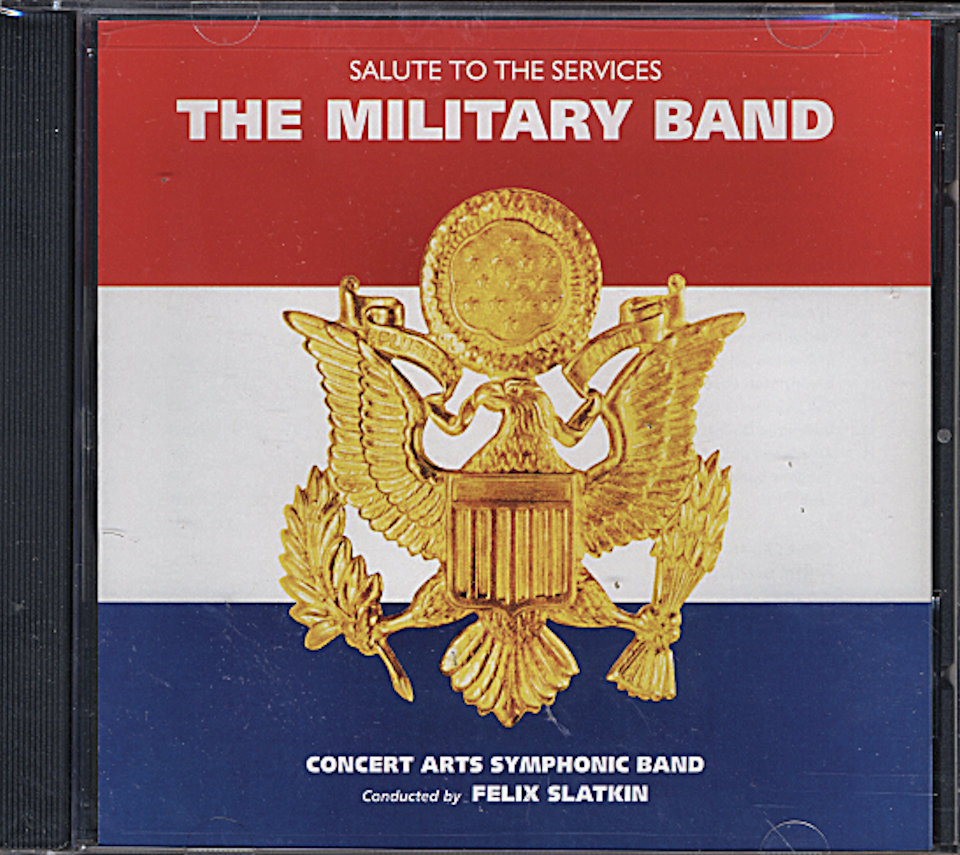 The Military Band CD