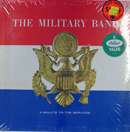 "The Military Band Vinyl 12"" (New)"