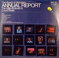 "The Mills Brothers & Count Basie Vinyl 12"" (Used)"