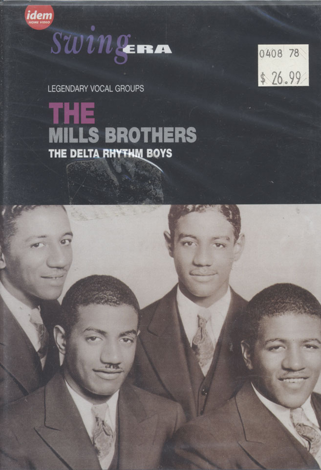 The Mills Brothers DVD