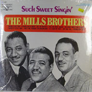 "The Mills Brothers Vinyl 12"" (New)"
