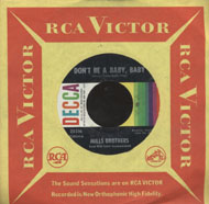 "The Mills Brothers Vinyl 7"" (Used)"