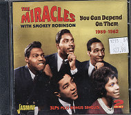 The Miracles with Smokey Robinson CD