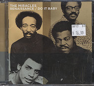 The Miracles CD
