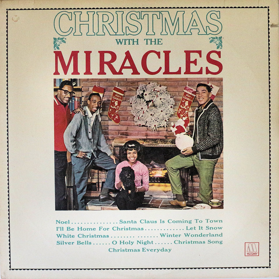 """The Miracles Vinyl 12"""" (Used)"""