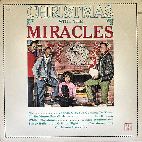 "The Miracles Vinyl 12"" (Used)"