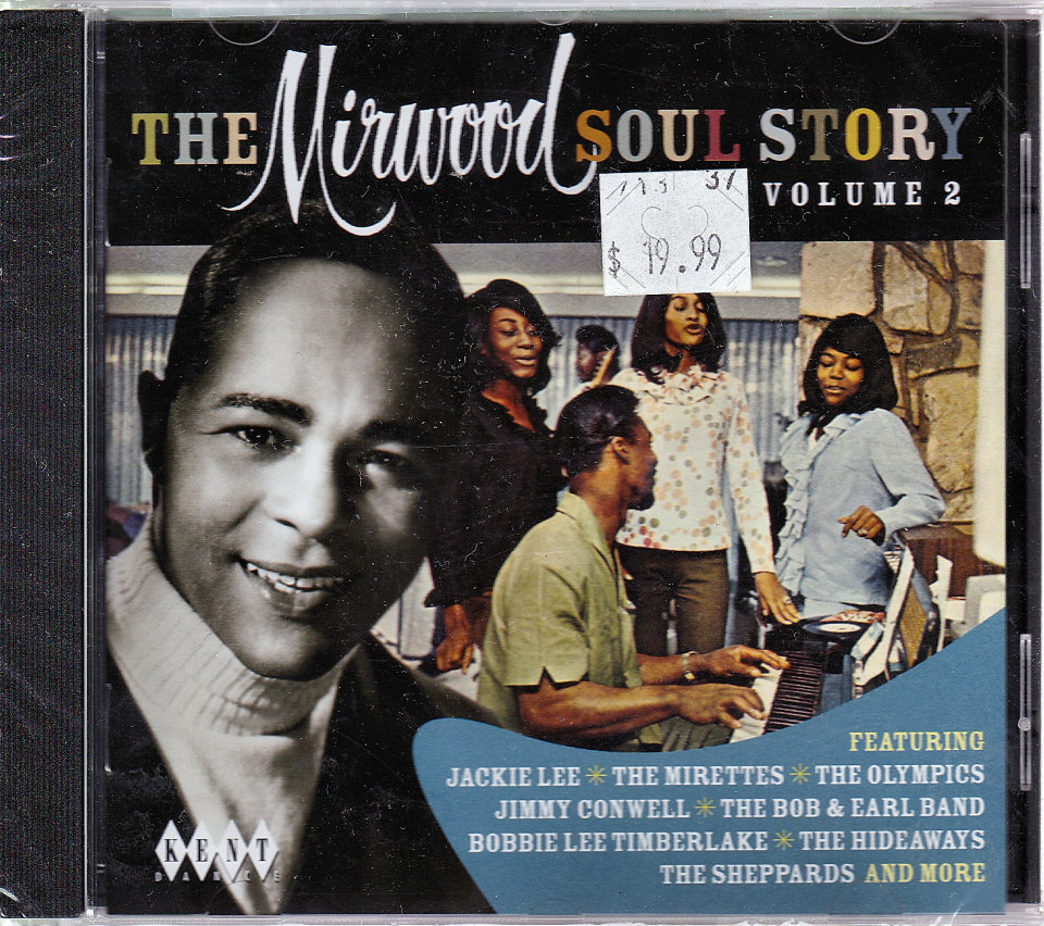 The Mirwood Soul Story: Volume 2 CD