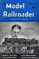 The Model Railroader Vol. 10 No. 11 Magazine