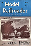 The Model Railroader Vol. 11 No. 5 Magazine