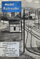The Model Railroader Vol. 12 No. 1 Magazine