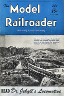 The Model Railroader Vol. 12 No. 7 Magazine