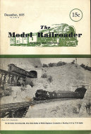 The Model Railroader Vol. 2 No. 12 Magazine