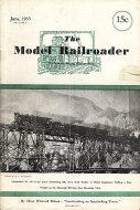 The Model Railroader Vol. 2 No. 6 Magazine
