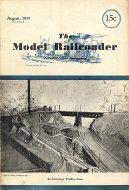 The Model Railroader Vol. 2 No. 8 Magazine