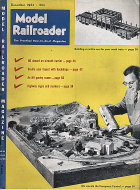The Model Railroader Vol. 20 No. 12 Magazine