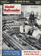 The Model Railroader Vol. 22 No. 7 Magazine