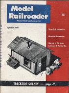 The Model Railroader Vol. 23 No. 9 Magazine