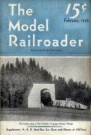 The Model Railroader Vol. 3 No. 2 Magazine