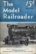 The Model Railroader Vol. 3 No. 3 Magazine