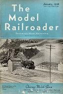 The Model Railroader Vol. 5 No. 1 Magazine